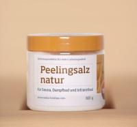 Peelingsalz natur