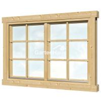 Dreh-/Kippfenster L3 ISO