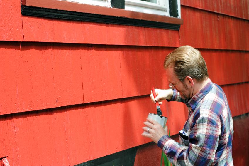 Lasur überstreichen gartenhaus streichen schutz pflege durch farbbehandlung