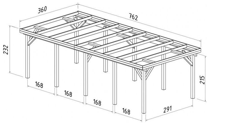 Carport Aufbau carport aufbauen tipps zum aufbau so geht s