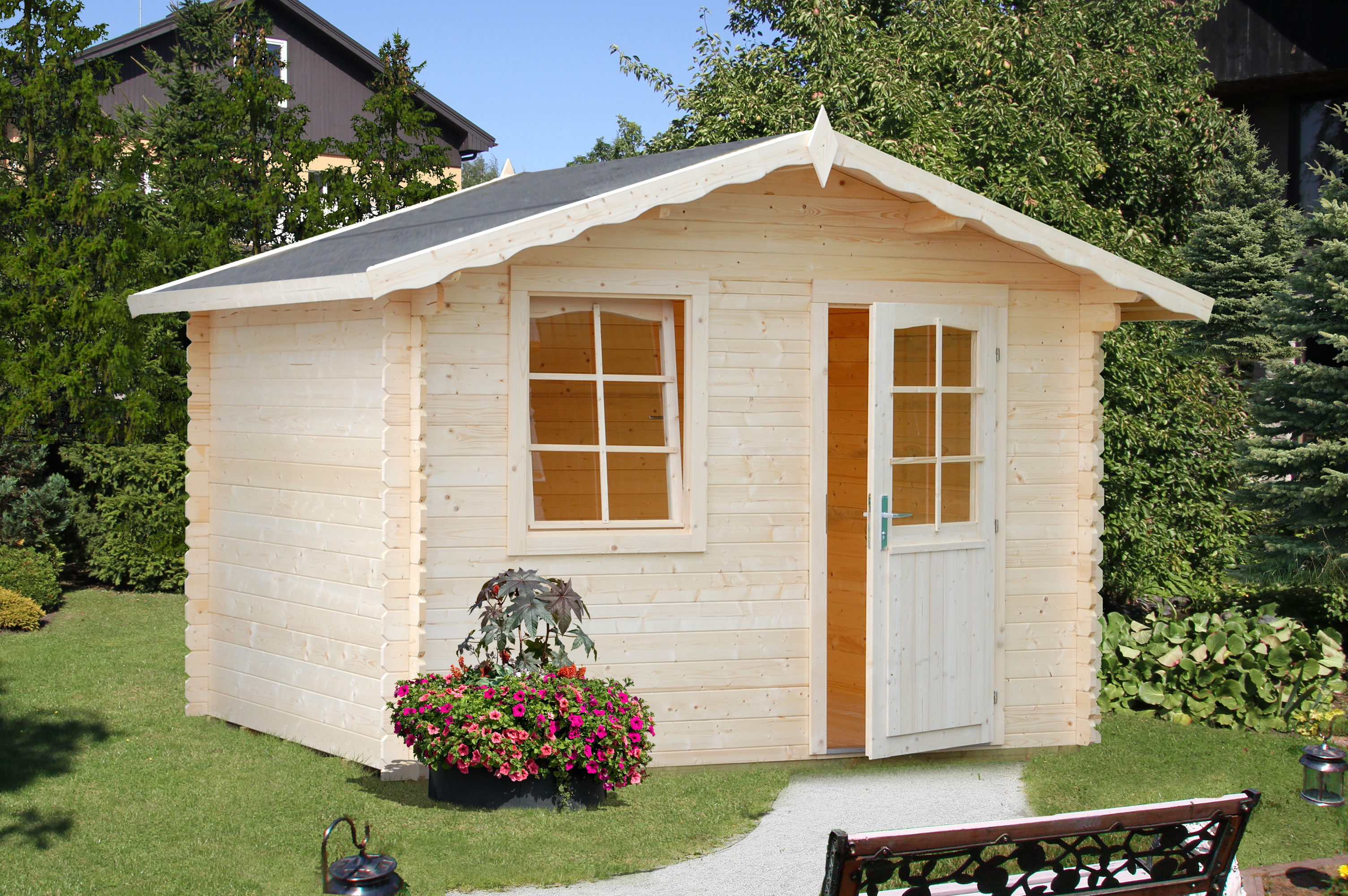 Palmako Gartenhäuser | Original Palmako Gartenhaus kaufen