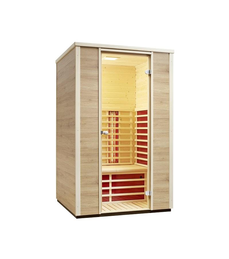 infraworld infrarotkabine gala 113. Black Bedroom Furniture Sets. Home Design Ideas