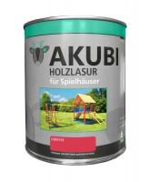 Farbe Set 750 ml Rubinrot