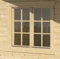 Doppelfenster 45