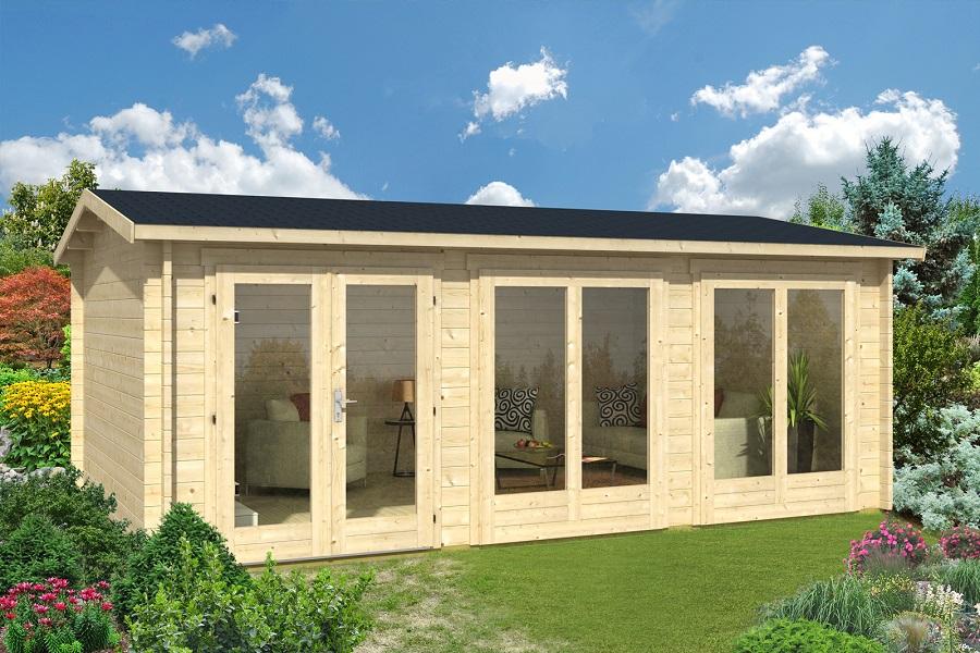 Gartenhaus modell lenni 70 iso - Gartenhaus kunststoff gunstig ...