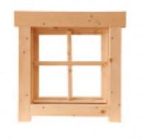 Einzelfenster Tanja 44 mm