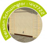 Garagen-Schwingtor