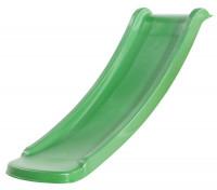 Rutsche klein 1,20 m grün