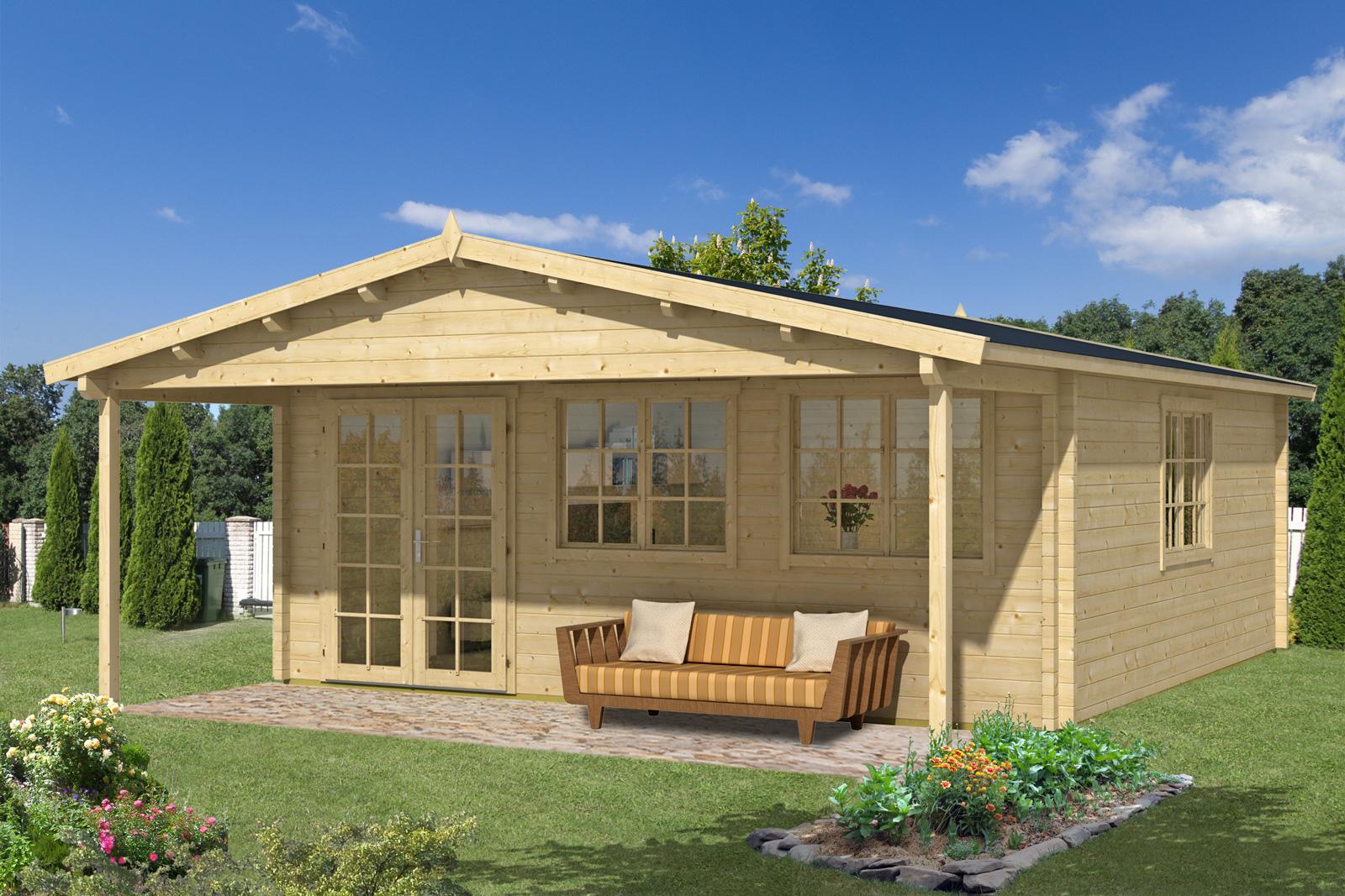 gartenhaus rune 70 iso. Black Bedroom Furniture Sets. Home Design Ideas