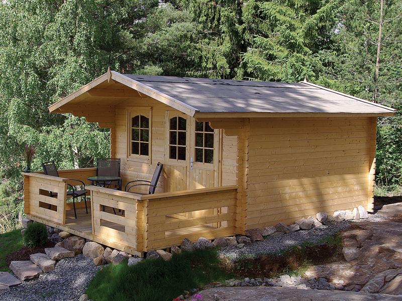 gartenhaus modell mari a 122045 2. Black Bedroom Furniture Sets. Home Design Ideas
