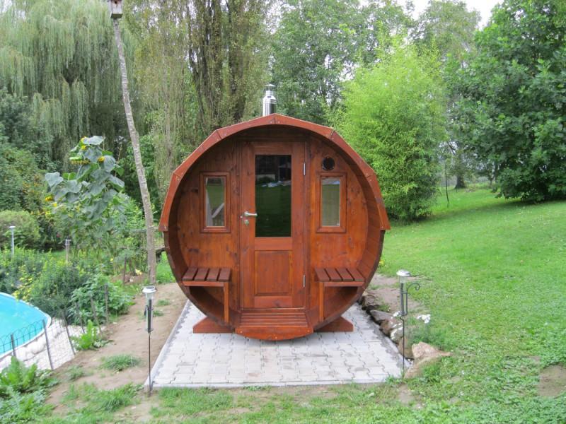 Gartenhaus mikka