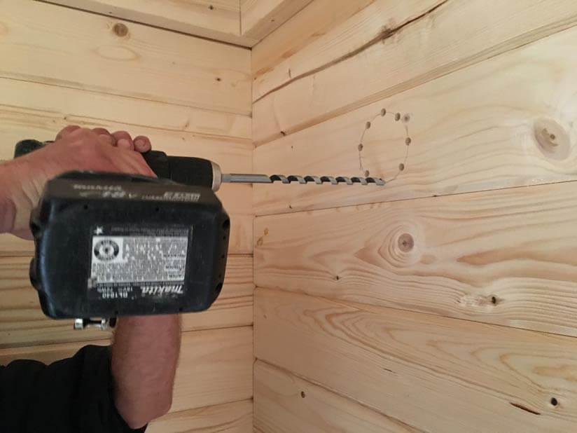 Sauna Aufbauen Schritt Fur Schritt Video Tutorial
