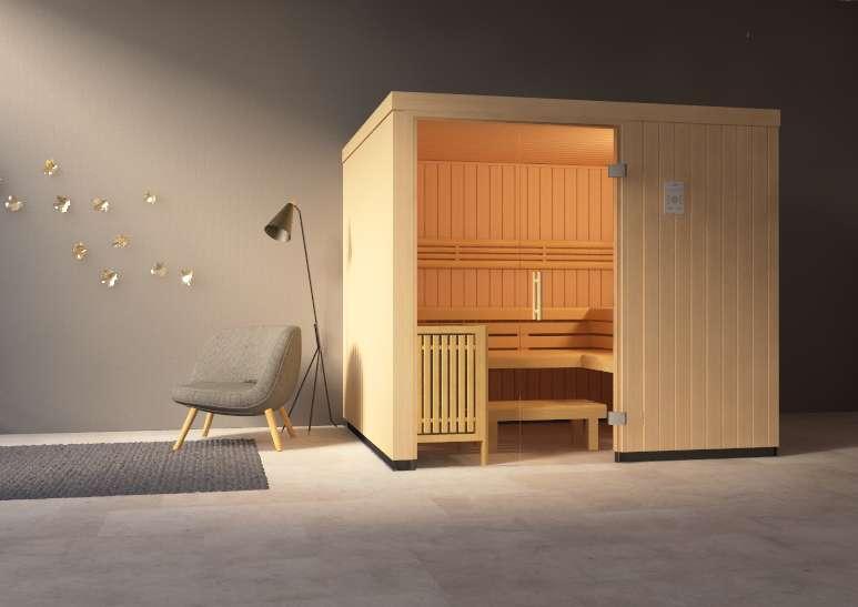 Sauna günstig kaufen: Sauna-Bausatz für Zuhause   bis zu -30%