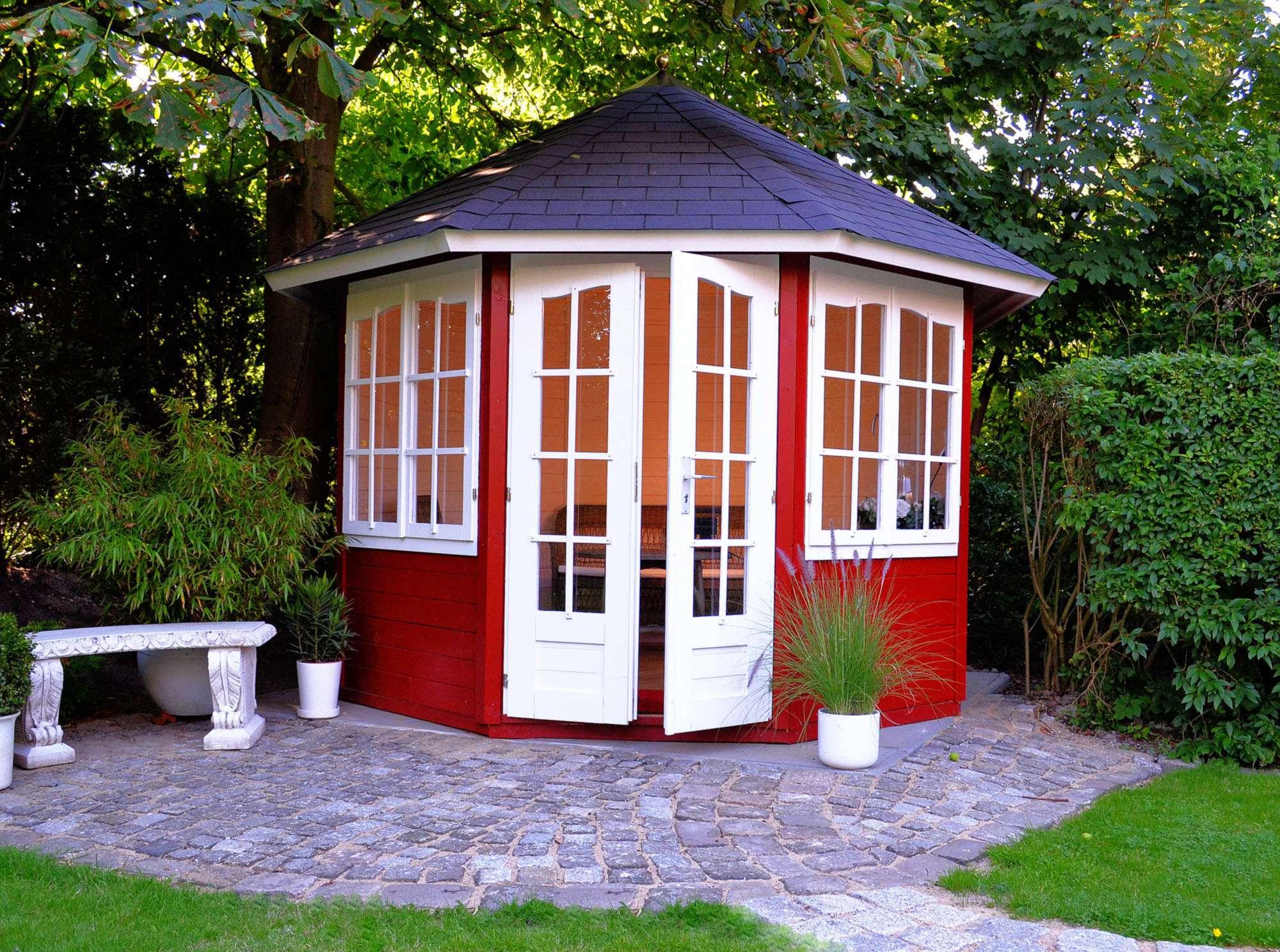 Palmako Gartenpavillon Veronica 4 6,7 m² PAP28 2929 1
