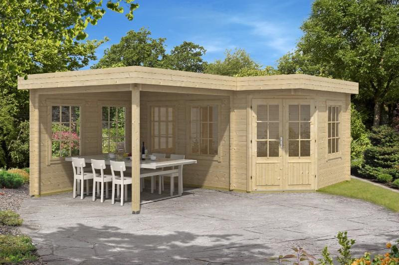 5 eck gartenhaus pepe 28. Black Bedroom Furniture Sets. Home Design Ideas