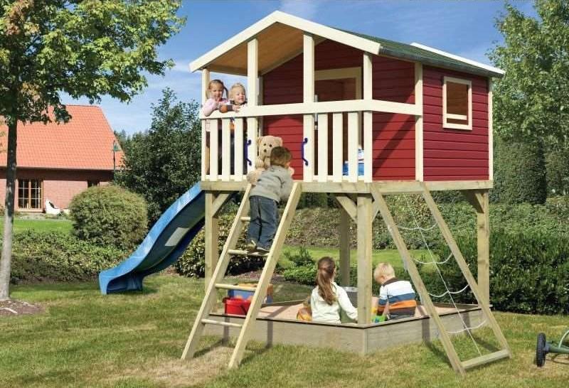 Spielhaus Garten Kinder