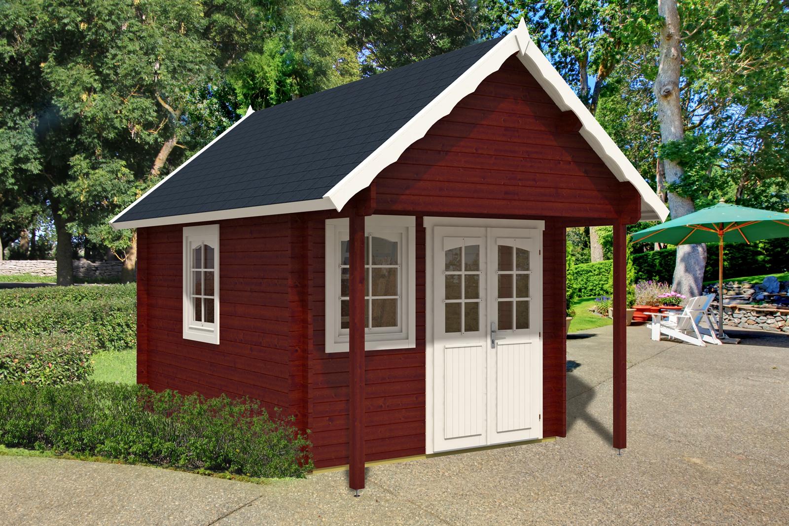 Garten Und Freizeithaus Bunkie 40 122800 2