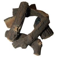 Brennholz aus Keramik für Gas-Feuerstellen