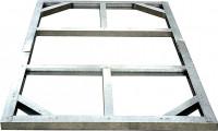 Metall Unterkonstruktion für Mine Größe 1 und Skylight 8x6