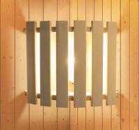 Saunaleuchte modern