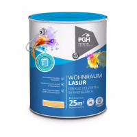 PGH Wohnraum-Lasur farblos 2,5 l