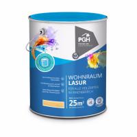 PGH Wohnraum-Lasur farblos 2,5 l