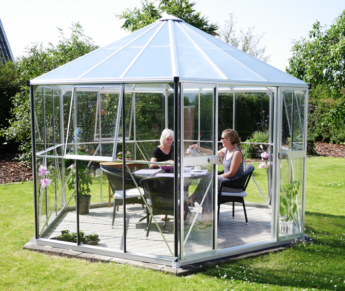 gew chshaus pavillon hera 9000. Black Bedroom Furniture Sets. Home Design Ideas