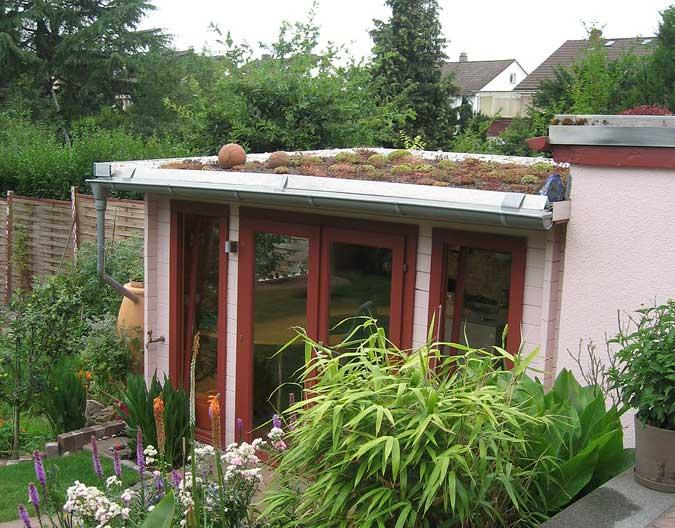 trapezblech gartenhaus with trapezblech gartenhaus latest dach selber bauen erneuern abdichten. Black Bedroom Furniture Sets. Home Design Ideas