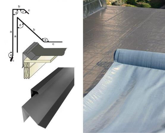 Sparset Dacheindeckung KSK 9F
