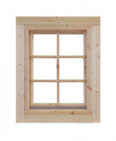 Einzelfenster Marit 70 mm ISO