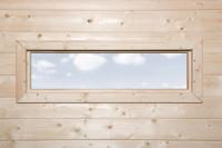 Zusatzfenster für WEKA Designhaus 126 und 172
