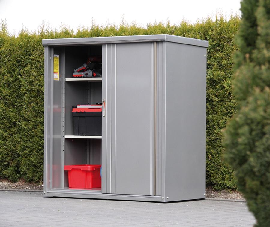 wolff ger teschrank 157 rauchgrau 421 565 a z gartenhaus. Black Bedroom Furniture Sets. Home Design Ideas