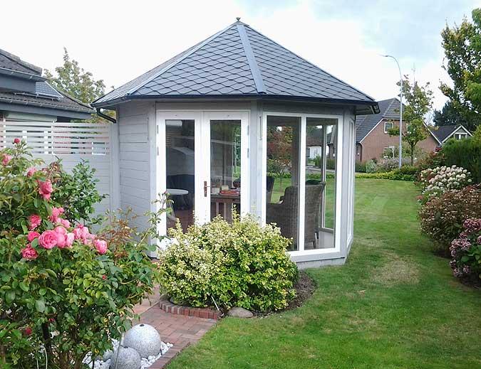 Bevorzugt Die richtige Dacheindeckung für ein Gartenhaus wählen LC76