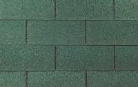 Dachschindeln Rechteck grün