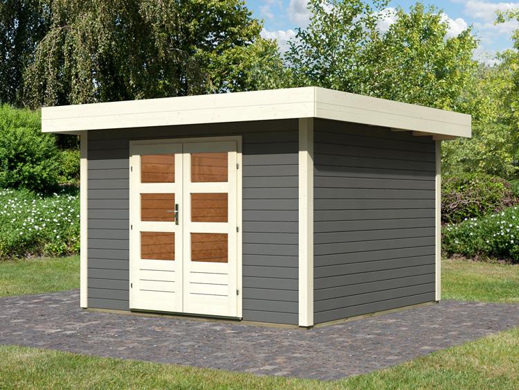 karibu multi cube 4 preisvergleich fertighaus g nstig kaufen bei. Black Bedroom Furniture Sets. Home Design Ideas