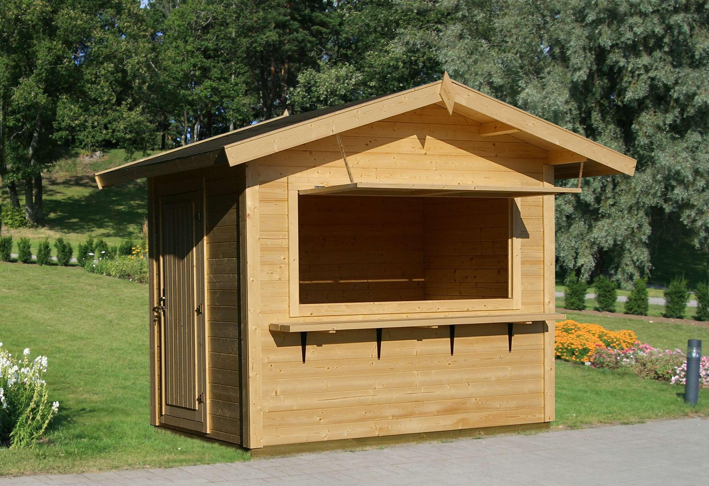 gartenhaus 2x2m swalif. Black Bedroom Furniture Sets. Home Design Ideas