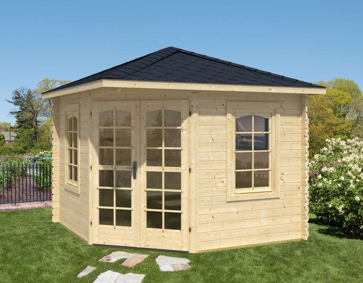 Gartenhaus 3x3m (9qm): Top Auswahl, faire Preise