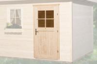Zusatztür für WEKA Gartenhaus 21/28 mm, 97x182 cm