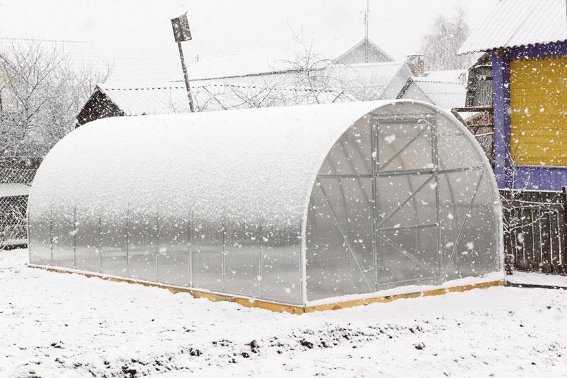 Gewachshaus Im Winter Nutzen 7 Moglichkeiten