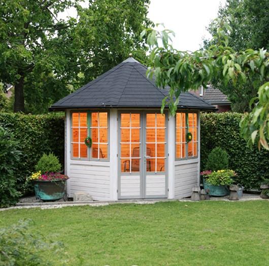 Fabulous Gartenpavillon aus Holz kaufen – Gartenlauben vom Fachmann ZN55