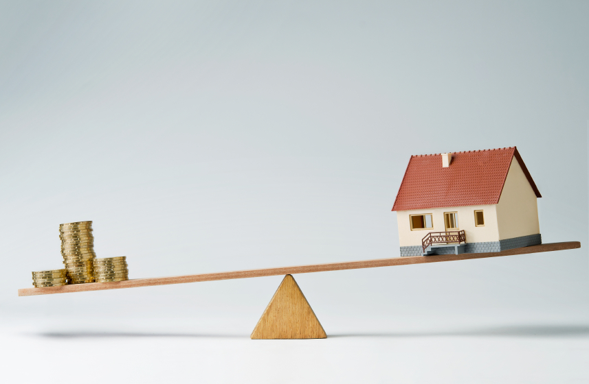 Gartenhaus Wippe Geld