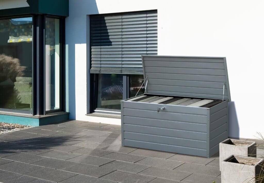 metall ger tebox palladium. Black Bedroom Furniture Sets. Home Design Ideas