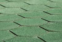Dachschindeln Biberschwanz mixed grün