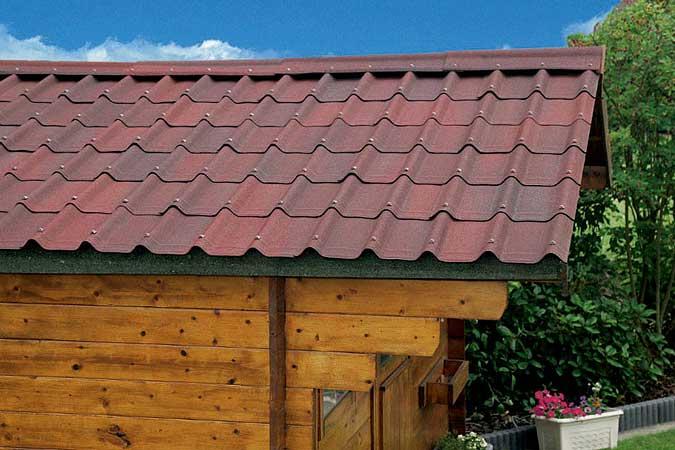Die richtige dacheindeckung für ein gartenhaus wählen