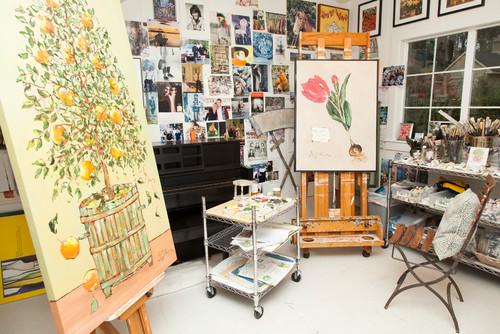 Arbeitszimmer gestaltungsideen  Wintergarten einrichten: 5 kreative Gestaltungsideen