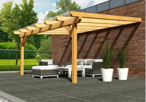 terrassen berdachung aufbauen tipps zum aufbau so geht 39 s. Black Bedroom Furniture Sets. Home Design Ideas