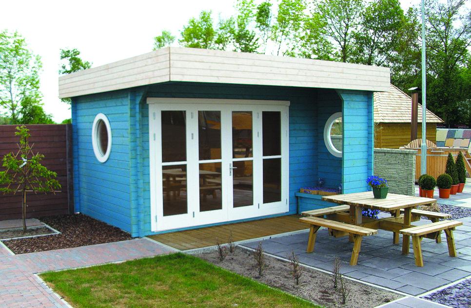 design gartenhaus sublim 50 a subliem4x4. Black Bedroom Furniture Sets. Home Design Ideas