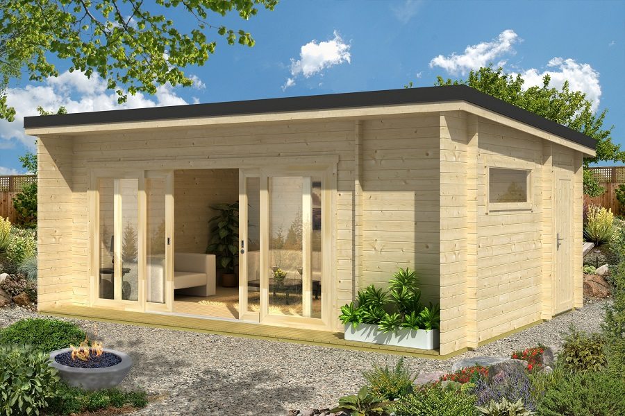 lasita maja gartenhaus java iso 4415711. Black Bedroom Furniture Sets. Home Design Ideas