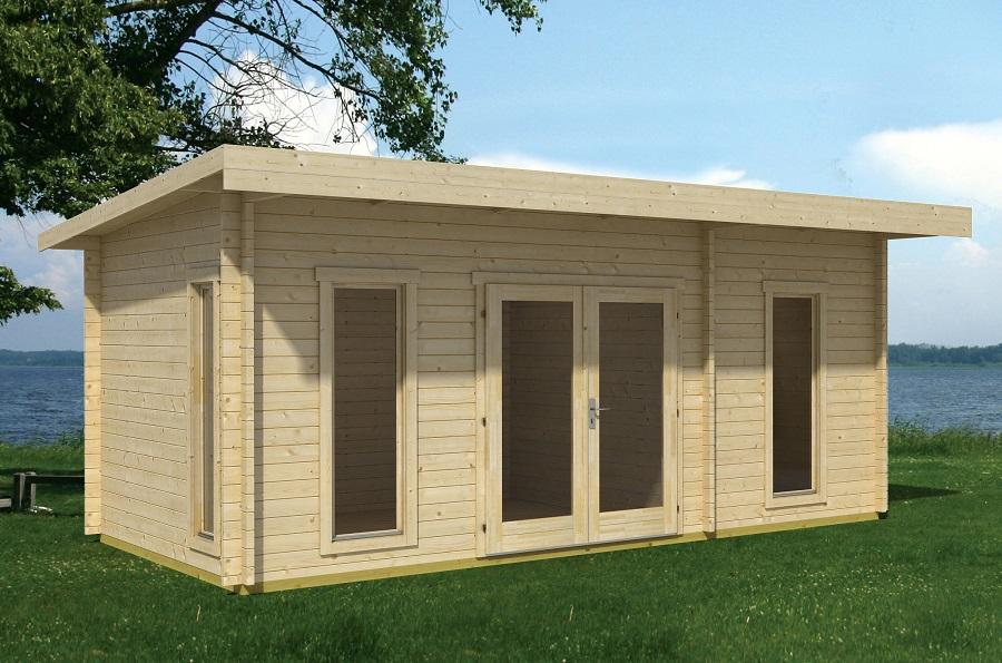 lasita maja gartenhaus barbados 1 iso 442611. Black Bedroom Furniture Sets. Home Design Ideas