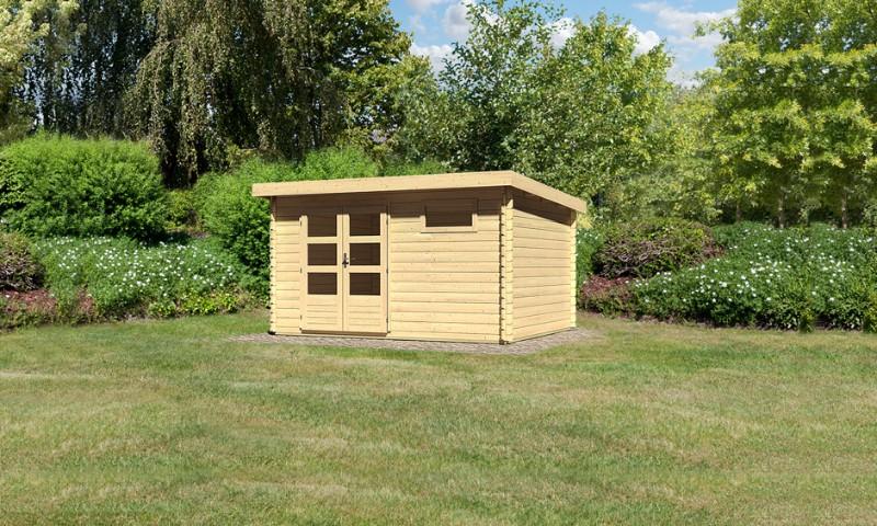 gartenhaus bastrup 8. Black Bedroom Furniture Sets. Home Design Ideas